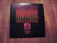 SEALED: Quincy Jones - ROOTS -  The Saga of an American Family - A&M SP4626 MINT
