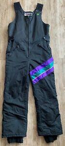 Vintage Arcticwear Arctic Cat Racing Men's Snowmobile Bib / Pants-LG Thinsulate