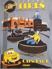 Disney Cars Luigi's Flying Tires Men's S T-shirt Movie Pixar
