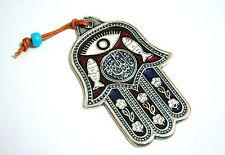 Hand of fatima wall hanging decor islam allah amulet charm hamsa luck evil eye 1