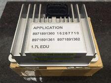 STEUERGERÄT EINSPRITZPUMPE Opel Isuzu 1,7DTI Plug and Play 8971891363 8971891360