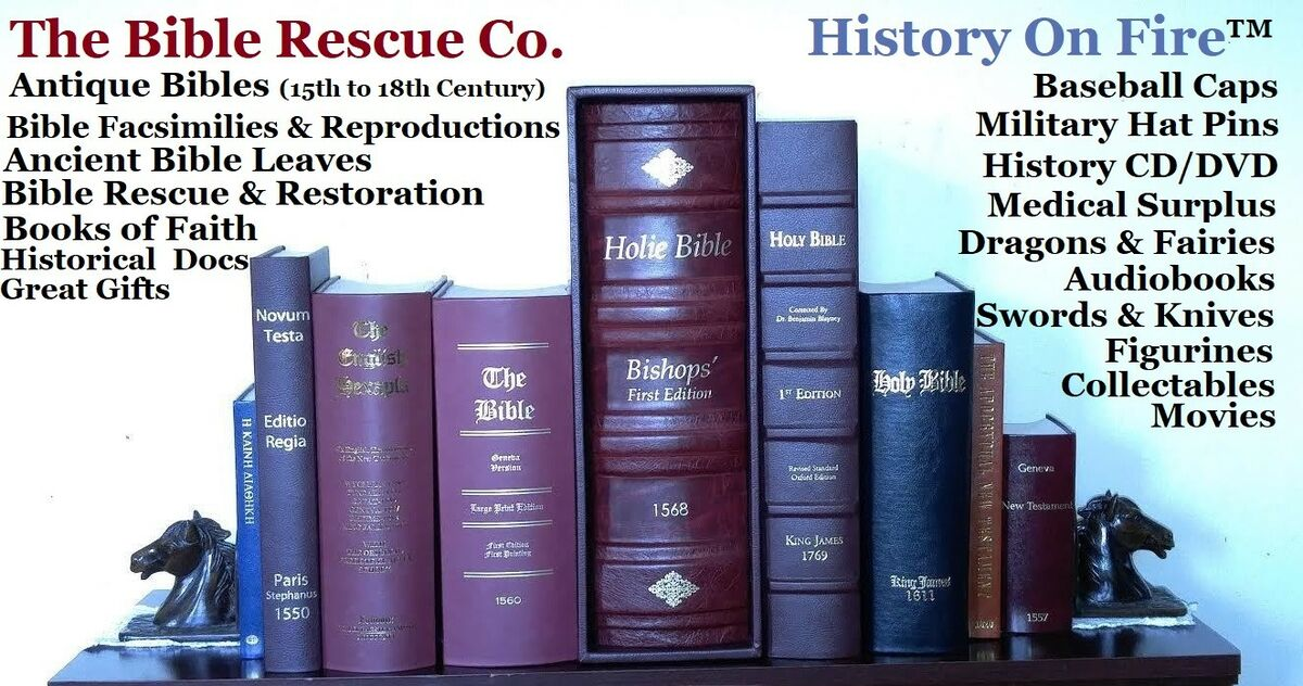 The Bible Rescue Co.