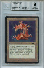 MTG Antiquities Coral Helm BGS 9.0 (9) Mint Magic the Gathering WOTC 3491