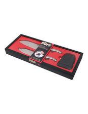 NEW Furi Pro East West 2pc Santoku Knife Set + Sharperner
