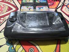 Console Sega Game Gear  Condensatori e Vetrino NUOVO + 6 CASSETE gioco