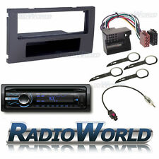 Ford Fiesta / Fusion Carsio Car Stereo Radio Upgrade Kit CD SD MP3 USB AUX iPod