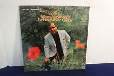 Glenn Yarbrough, Let The World Go By, RCA Victor LSP 3983, 1972, SEALED, Pop