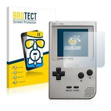 AirGlass Glasfolie Nintendo Gameboy Pocket Panzerfolie Schutzglas Schutzfolie