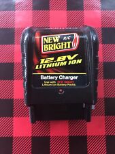 Preowned New Bright R/C 12.8 V Lithium Ion Battery Charger Only