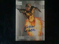 Marvel Now! 2013 autographed trading card by Dustin Weaver 19A