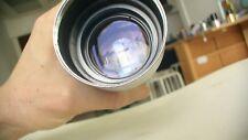 Rare super sankor 87.5mm f1.9  cinema lens FF sony A7r  nikon canon cine