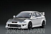 Ignition Model IG1555 1/18 Mitsubishi Lancer Evolution VI GSR T.M.E (CP9A) White