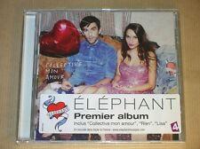 CD / ELEPHANT / COLLECTIVE MON AMOUR / NEUF SOUS CELLO