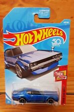HOT WHEELS 2018 THEN AND NOW 1/10 NISSAN SKYLINE 2000 GT-R 118/365 US CARD (A+/A