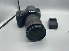 Canon EOS 5D Mark IV with Canon  EF 24-105mm f/4L IS II USM Lens  Black MINT