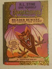 R. L. Stine, Goosebumps, #3 Trapped in Bat Wing Hall (Reflective Cover)