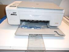 HP PHOTOSMART C4280 STAMPANTE MULTIFUNZIONE USATA FUNZIONANTE PER RICAMBI