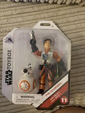 Disney Store Exclusive Star Wars Toybox Action Figures POE DAMERON & BB-8 BB8