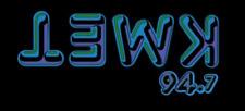 "Brand New 2017  ""upside down""  KMET 94.7  WHOOYA SHIRT BLACK Limited Edition XXL"