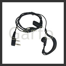 Auricular Microfono 2 Pin PTT para Emisora Walkie Baofeng Pofung UV-5R UV5-RA
