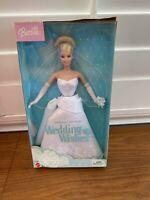 Mattel Barbie Wedding Wishes Special Edition Doll NIP 2003 #B8883