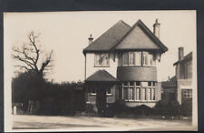 Unknown Location Postcard - Unidentified Detached House  RS7533