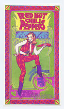 Red Hot Chili Peppers Handbill 1996 Apr 13 Vancouver Bob Masse