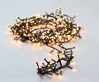 String Fairy Lights - 560 LED Lights Christmas Tree Wedding Décor Warm White