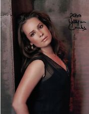Holly Marie Combs Charmed autographed 8x10 photo with COA by CHA