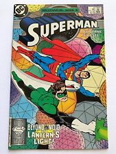 SUPERMAN # 14 (1988) DC Comics VF/NM Millennium Week 6.