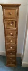 Lovely Solid Wood CD Rack/shelving Cupboard