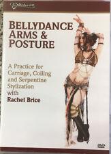 BELLYDANCE ARMS & POSTURE DVD