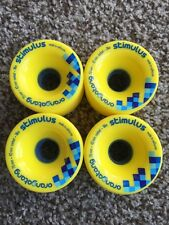 Orangatang Stimulus Longboard Wheels 70mm 86a Slide!!