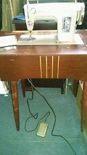 1950's Vintage Kenmore Sewing Machine built into Table Model 605 Stylist 86