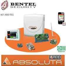 Kit Antifurto Filare Bentel KIT ABS-TEC da 8 a 42 zone con ABS GSM e ABS-IP