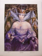 Brian Froud - The Wood Wife - Signed and  Numbered Print