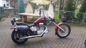 easy Ryder Chopper Suzuki 650 ccm
