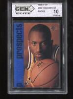 Kobe Bryant RC 1996-97 UD SP #134 Lakers HOF Rookie GEM Elite 10 Pristine
