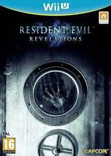 Resident Evil Revelations (Wii U) NEW & Sealed