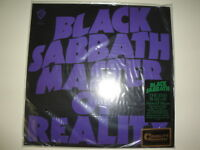 Black Sabbath: Master Of Reality  Deluxe Vinyl 2 LP (Quality Records Pressing)