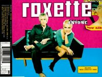 ROXETTE ~ Anyone [x3+2] incl. Video ~ maxi CD single ~ 1999 ~ Enhanced