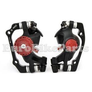 SRAM Avid BB5 Mountain Bike Mechanical Disc Brake Front/Rear Caliper HS1 Rotors