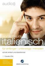 Italienische Ungekürzte Hörbücher & -Hörspiele als CD