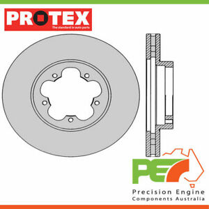 1x Brand New *PROTEX* Rotor - Front For FORD TRANSIT VM 3D Van FWD.