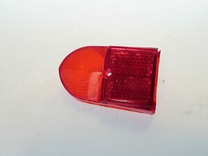 Red Tail Lens NOS Lucas Brand Fits MGA MKII & Austin Mini Cooper  5457 0749
