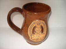 1997 Minnesota Renaissance Festival Stoneware Cup Mug Stein 24 oz.