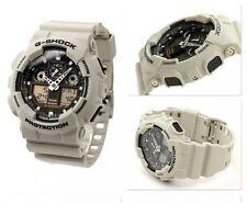 GA-100SD-8A G-Shock Men's Casio Watches Digital Resin Bands