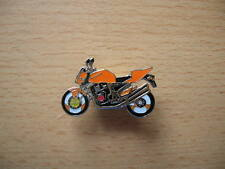 Pin Anstecker Kawasaki Z 1000  / Z1000 orange Motorrad Art. 0878 Motorbike Moto