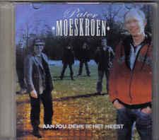 Pater Moeskroen-Aan Jou Denk Ik Het Meest Promo cd single