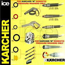 KARCHER K1 K2 K3 K4 K5 K6 K7 DOMESTIC PRESSURE WASHER HOSE O-RING SEAL PARTS KIT